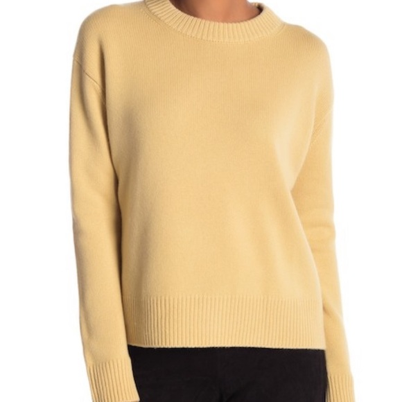 Vince 100% XS cashmere pullover sweater. NWT